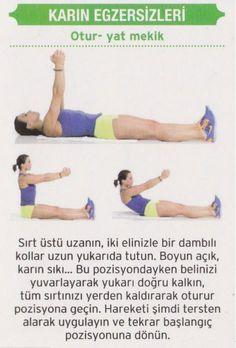 7 Günde Göbek Yağlarını Eriten Karın Egzersizleri   Kadın Sitesi - Part 10