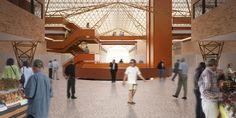 Galeria de Concurso Mercado Distrital do Cruzeiro - 5º Lugar / Arquitetos Associados - 5