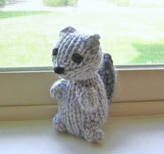 Knitting Patterns For Forest Animals : 1000+ images about Amigurumi Forest Animals on Pinterest Hedgehogs, Amiguru...
