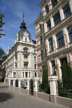Riga - 12 days and I will be here - going to be an emotional week!