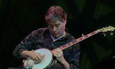 Bela Fleck's banjo plays jazz just fine