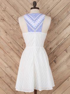 Coastal Dwelling Tribal Dress - Sundresses - Dresses - Apparel