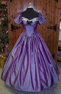 victourian ballgown | Civil War Ball Gowns