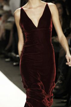 Effortless and always stylish. Oscar de la Renta Fall 2006
