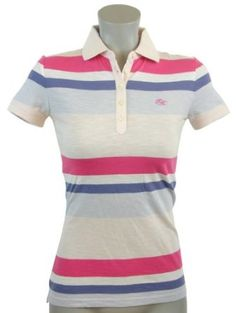 Tommy Hilfiger Women Classic Fit Knit Logo Polo Shirt - Large Tommy Hilfiger. $39.99