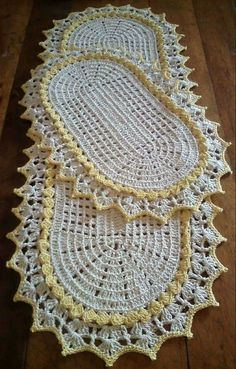 Freezer-Prep Smoothies 4 Ways Granny Square Crochet Pattern, Crochet Squares, Crochet Motif, Crochet Doilies, Crochet Kitchen, Crochet Home, Doily Patterns, Crochet Patterns, Crocodile Stitch