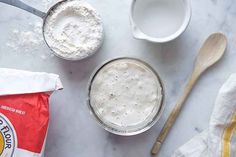 Feeding and Maintaining Your Sourdough Starter Recipe