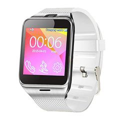Singe Bluetooth SmartWatch NFC Waterproof Phone Watch for Smartphones Android Samsung S3/S4/S5/S6/S6 Edge Note 2/Note 3 Note 4 HTC M8/M9 Sony-White - http://21stmobile.com/smart-watches/singe-bluetooth-smartwatch-nfc-waterproof-phone-watch-for-smartphones-android-samsung-s3s4s5s6s6-edge-note-2note-3-note-4-htc-m8m9-sony-white/