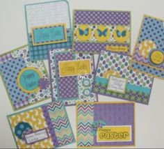 March Card Club Available at www.scraphappyohio.com