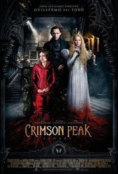 La cumbre escarlata (Crimson Peak): Escalofríos góticos. Por Marta Corral
