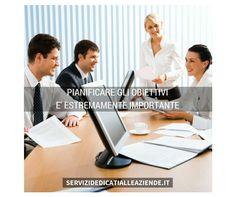 Curare nei dettagli ogni singolo progetto TI CONSENTE di essere efficace e determinato.