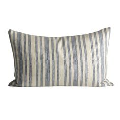Brilliant Bed Cover 50 X 50 Cushion Cover Lavendels Grey Striped Stripes Maritime Home & Garden Bedding