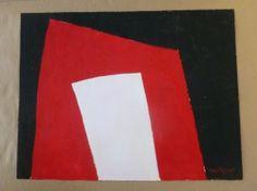 Serge Poliakoff, Gouache #40, Peinture