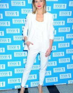 Joanna Moro, pokaz prasowy serialu Talianka