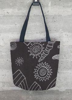 Tote Bag - Zen Energy Tote by VIDA VIDA ZGdd7M27