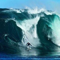 Ride big - From Storm Surfers - Shipsterns Bluff, Tasmania - Australia Ocean Beach, Ocean Waves, Snowboard, Huge Waves, Soul Surfer, Making Waves, Surfs Up, Sport, Far Away