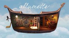 The Stunning Allumette Is the First VR Film Masterpiece—Penrose Studios' new VR film uses positional tracking and intricate design to create a virtual world you won't want to leave; Virtual Reality Glasses, Tribeca Film Festival, Vr Games, Immersive Experience, P8 Lite, Lost In Space, Pixar Movies, Video Game News, Game Logo