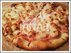 Hawaiian Pizza, Food, Meals