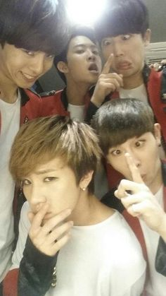 "I saw Seogoong's face first and was like ""cuute"" but then I saw P-Goon. . He looks like a pedo. . Just a little ♥"