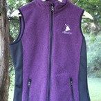 Chillwater Classic Kayak Unisex Fleece Vest by ChillwaterApparel on Etsy