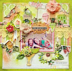 Layout: Delight *Webster´s Pages*