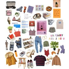 messy by cliffordcoffee on Polyvore featuring art