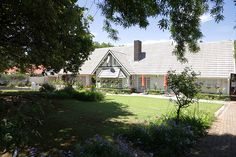 Aberdeen House  Bed & Breakfast/ Guest House/ Guest Lodge In Newcastle, Midlands & Battlefields, KwaZulu-Natal Click on link for more info http://www.wheretostay.co.za/aberdeenhouse/  Aberdeen house is a Tudor styled home set in a tree lined Avenue in Newcastle, South Africa. The house is decorated in a subtle Scottish theme. The garden is surrounded by big trees which attract an abundant bird life and the garden is a delight in the summer with the roses and other flowering plants.