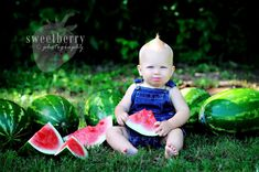 sweetberry photography blog: slice of summer {watermelon mini sessions}