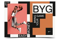 Bureau Mirko Borsche works with Nike Basketball on a new graphic language.