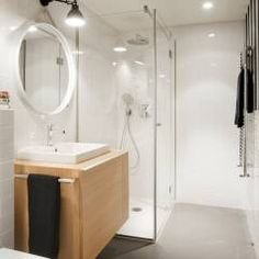 Cuarto de baño - cortesía: Baños de estilo Minimalista de A! Emotional living & work
