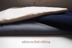 WHERE TO FIND RIBBING WORLDWIDE