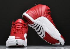 The Air Jordan 12 Gym Red (Alternate) Releases In Less Than 24 Hours Tennis Shoes Outfit, Nike Tennis Shoes, Nike Free Shoes, Running Shoes Nike, Adidas Cheap, Cheap Nike, Tenis Basketball, Zapatillas Nike Jordan, Nike Free Runners