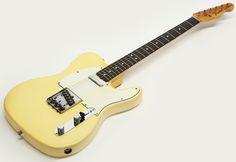 1975 Fender Telecaster | via los angeles guitar shop