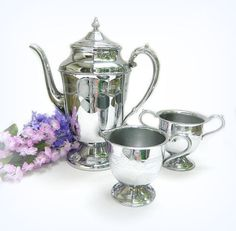 Hey, I found this really awesome Etsy listing at https://www.etsy.com/listing/193250152/vintage-lb-chrome-plated-coffee-pot