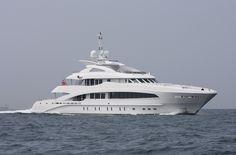 mega yachts | 50m super yacht SATORI by Heesen Yachts — Luxury Yacht Charter ...