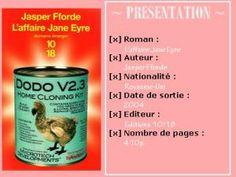 Lecture Commune – L'affaire Jane Eyre de Jasper Fforde • Hellocoton.fr