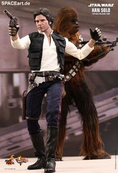 Star Wars: Han Solo » Typ: Deluxe-Figur (voll beweglich) » Hersteller: Hot Toys…