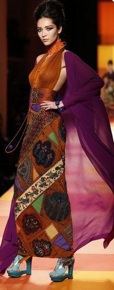Jean Paul Gaultier - Haute Couture, Spring 2013.