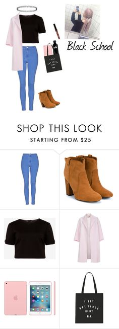 """""""Sin título #24"""" by saraane ❤ liked on Polyvore featuring Topshop, Laurence Dacade, Ted Baker, Paul Smith, women's clothing, women, female, woman, misses and juniors"""