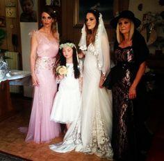 L'abito da sposa di Laura Chiatti come quello di Kate Moss | Sposa Mania - Il magazine degli sposi Sposa Mania – Il magazine degli sposi