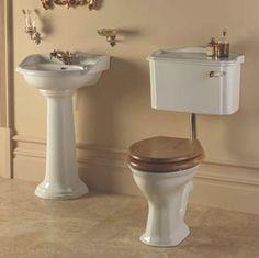 WC-Sanitaire BERGIER IMPERIAL (cuvette + réservoir)