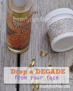 Look a Decade Younger the Natural Way- Best Anti-aging + Anti-wrinkle Skin Care Combination | Look Good Naturally