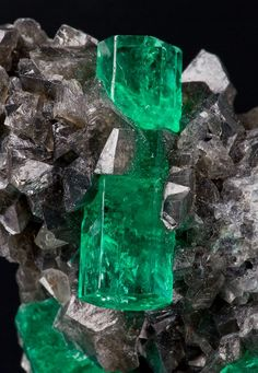 Emerald from The Republic of Colombia