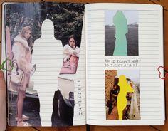 Making Sense of the World Journal Inspiration - Art - Caricature - Paula Garcia Bullet Art, Bullet Journal Art, Art Journal Pages, Art Journals, Journal Ideas, Sketchbook Inspiration, Bullet Journal Inspiration, Moleskine, Henri Matisse