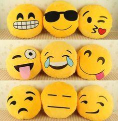 DIY Emoji Pillows  #Various #Trusper #Tip