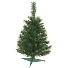 Artificial Christmas Tree - 2.5 ft. by Gordon Companies, Inc. $34.50. This product may be prohibited inbound shipment to your destination.; Please refer to SKU# ATR25782179 when you inquire.; Shipping Weight: 2.00 lbs; Picture may wrongfully represent. Please read title and description thoroughly.; Brand Name: Gordon Companies, Inc Mfg#: 30736049. Artificial Christmas tree/Imperial Pine/96 two-tone tapered and traditional dark green tips/not lit/hinged branch construct...