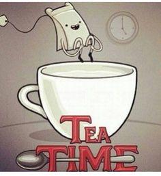 Adventure Tea Time ♥
