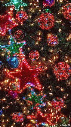 Decent Image Scraps: Christmas Lights