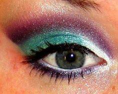 Colorful eye!