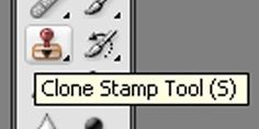 How to Use the Photoshop Clone Stamp Tool: Choose the Clone Stamp Tool